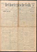 Het Kortrijksche Volk 1930-04-13