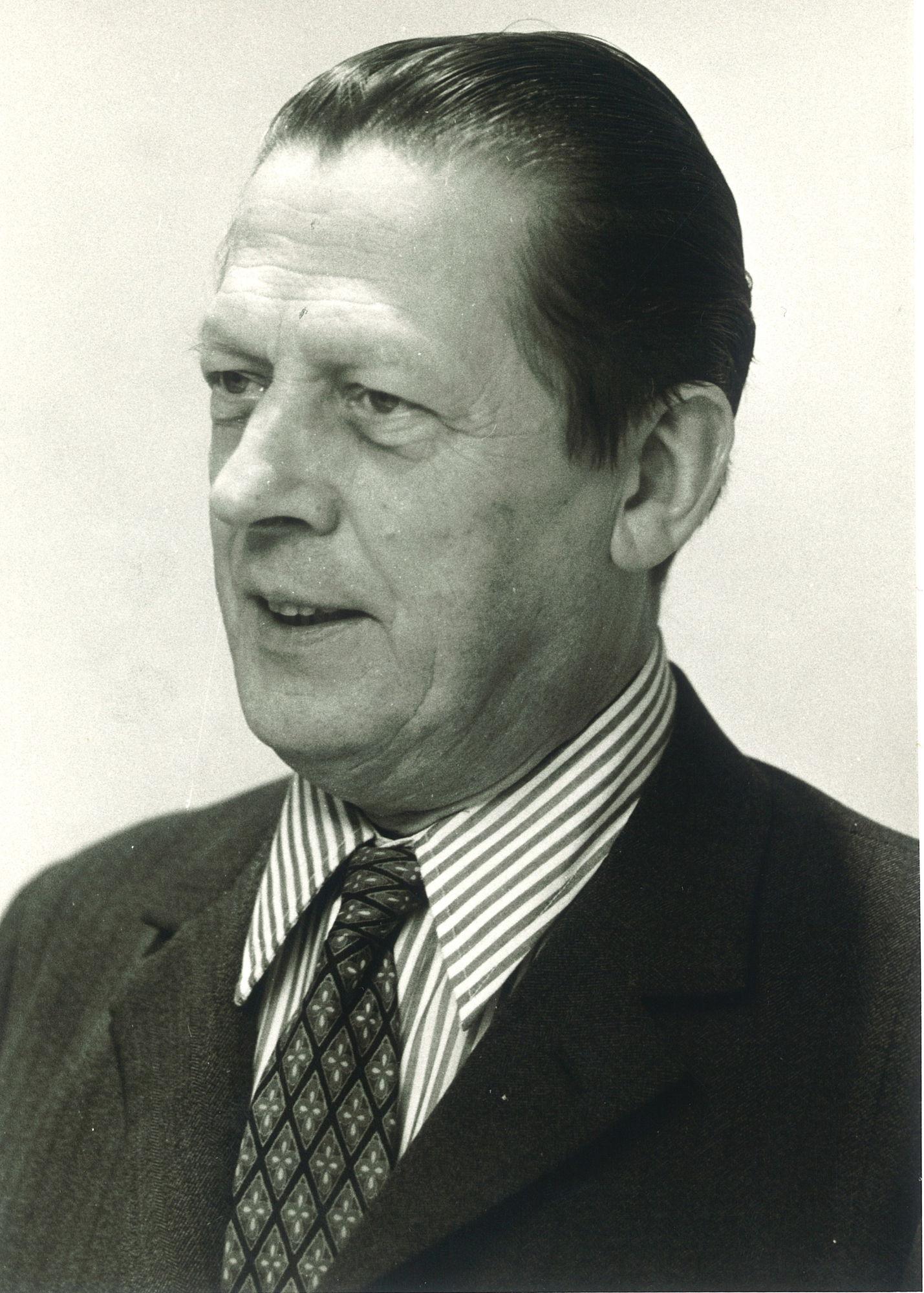 Burgemeester Lambrecht