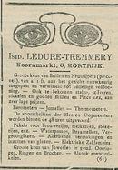 LEDURE TREMMERY