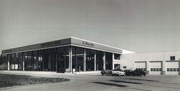 N.V. Garage Georges Woestijn Kortrijk 1990
