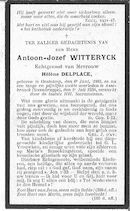 Antoon-Jozef Witteryck
