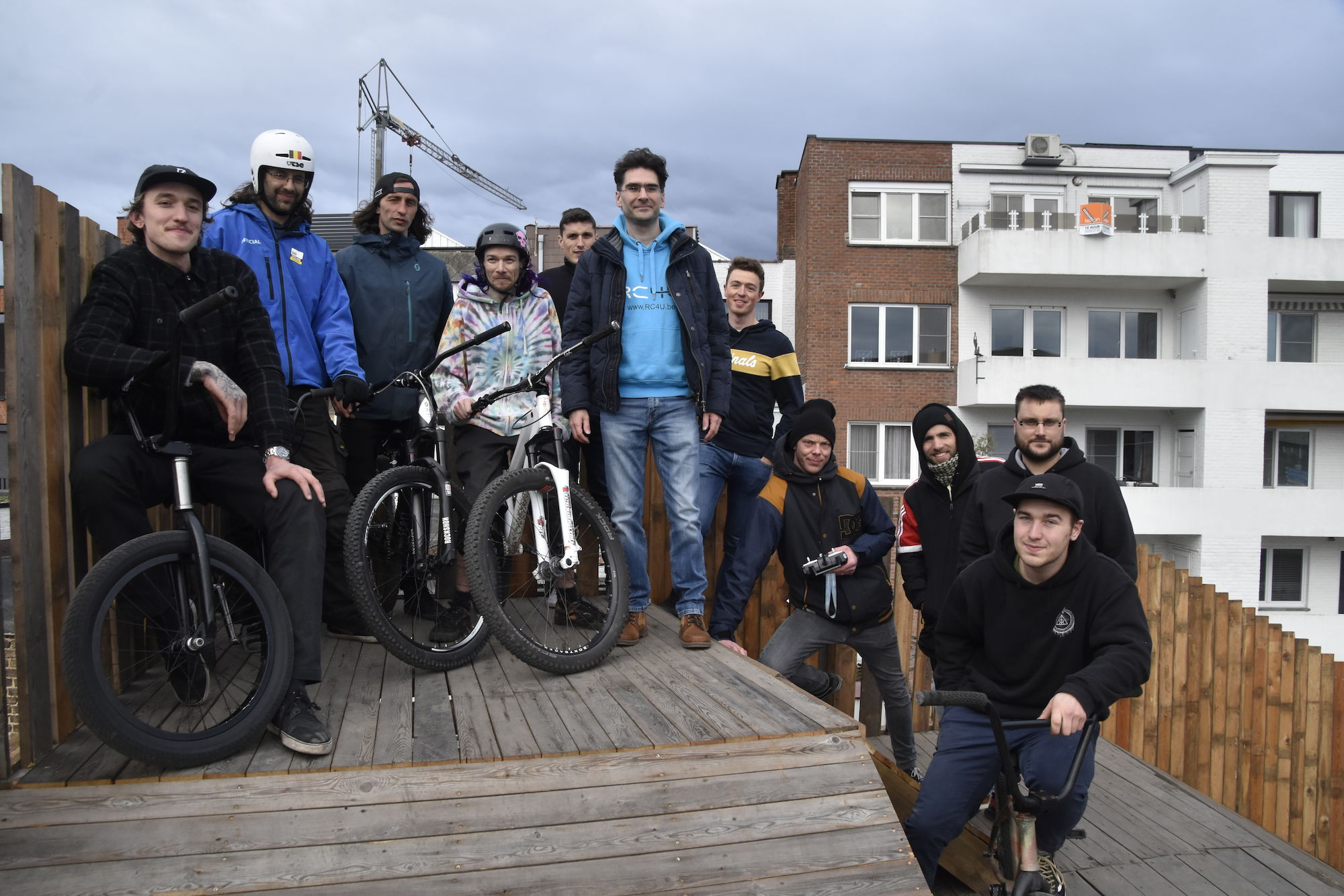 BMX en RC Offroad Racing