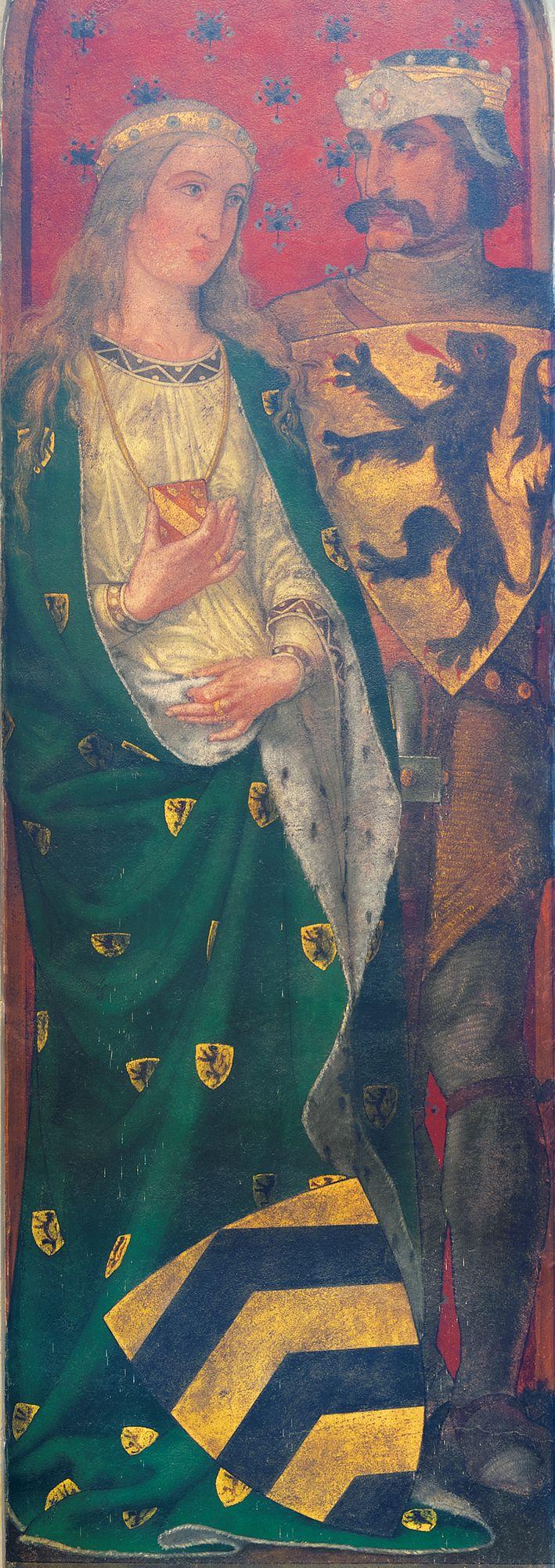 1191 - 1194 Boudewijn VIII