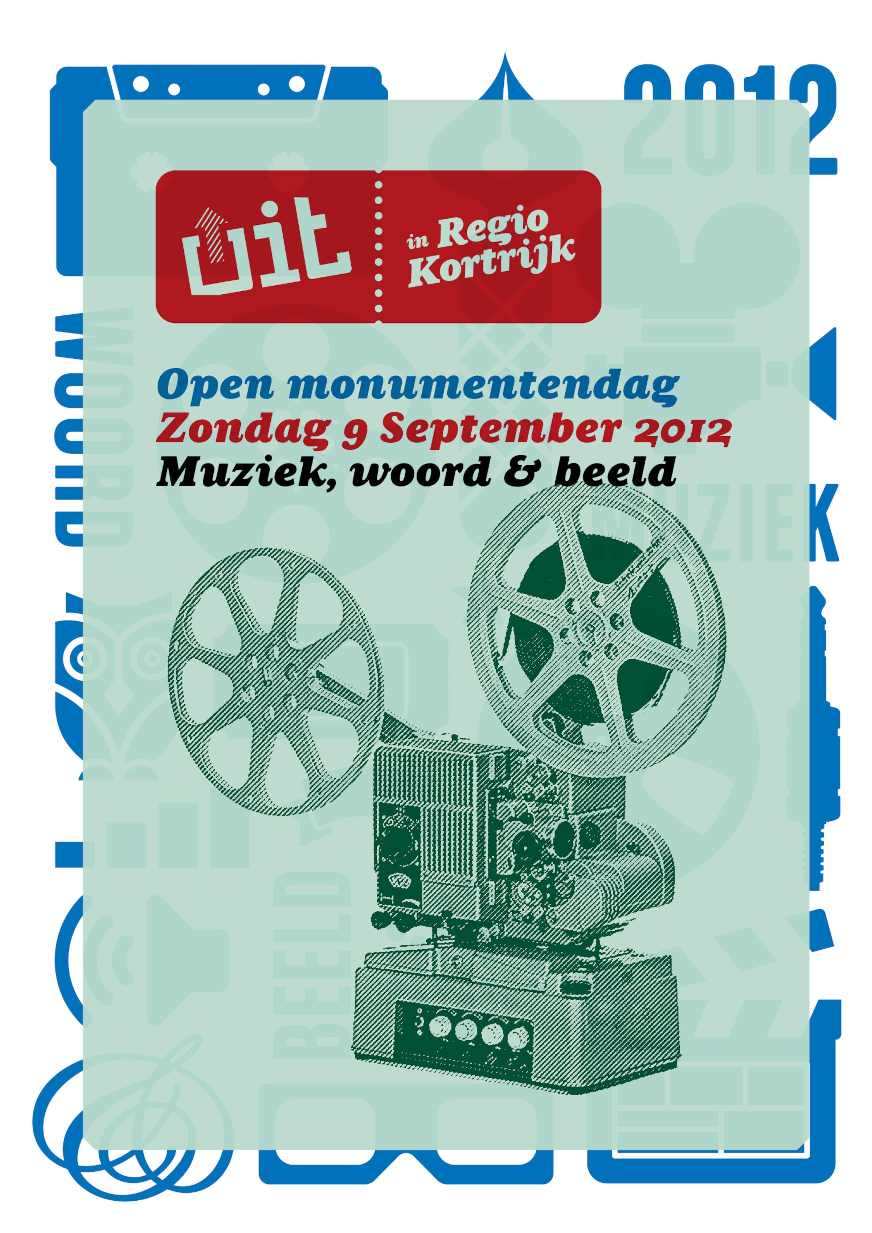 Monumentenmagazine 2012