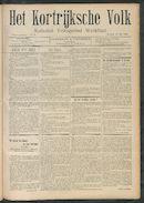 Het Kortrijksche Volk 1908-05-10