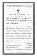 Alphonse Ninane