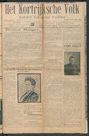 Het Kortrijksche Volk 1912-12-01