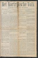Het Kortrijksche Volk 1909-05-23