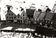 Panorama Marktstraat Marke anno 1938