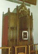 Biechtstoel O.-L.-Vrouwekerk