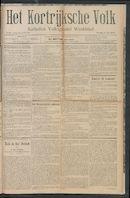 Het Kortrijksche Volk 1910-05-08