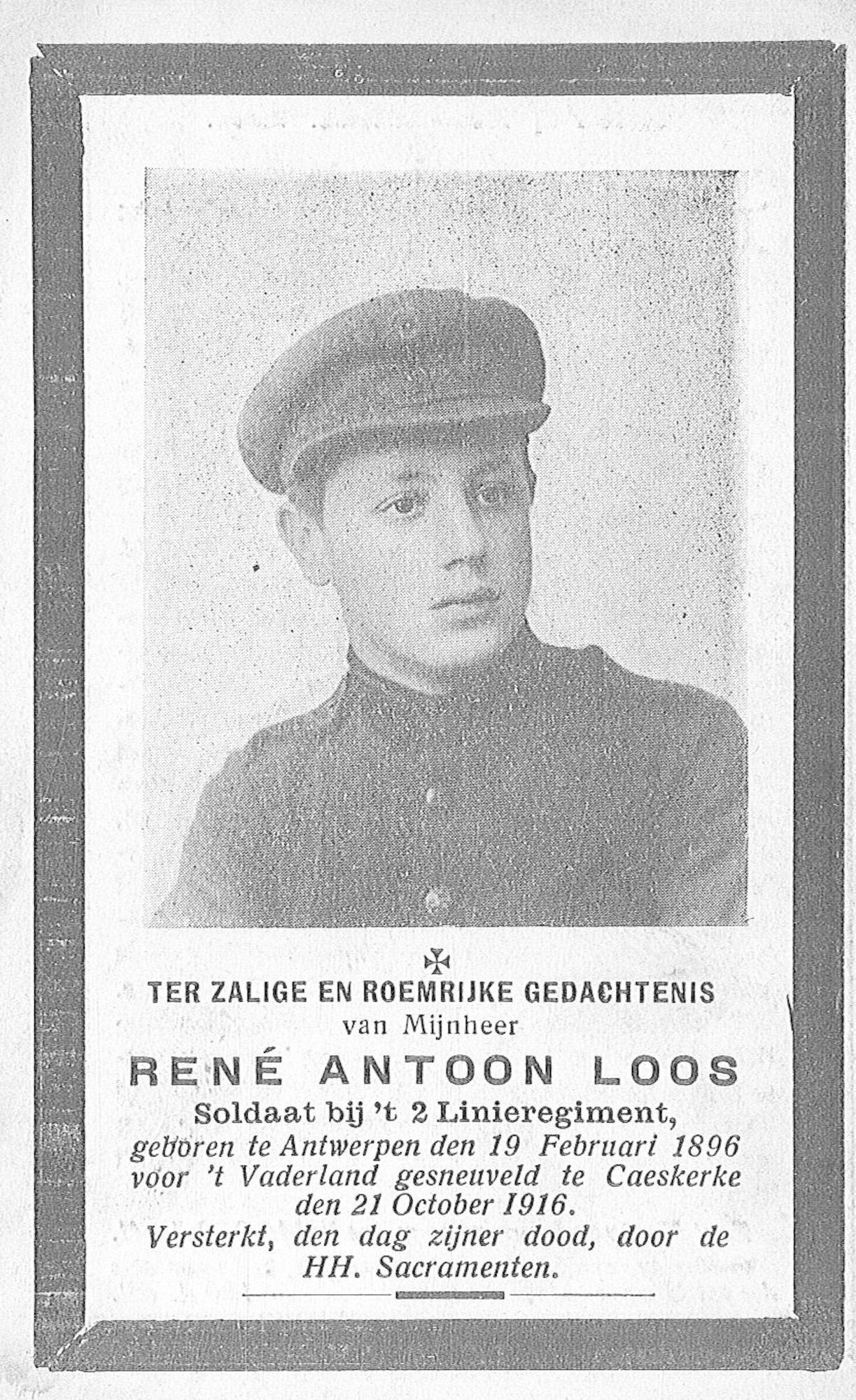 René Antoon Loos