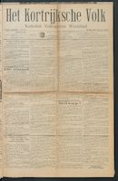 Het Kortrijksche Volk 1914-01-18