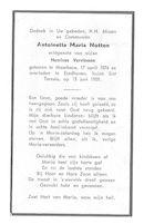 Antoinetta-Maria Notten