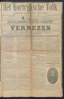 Het Kortrijksche Volk 1914-04-12 p1