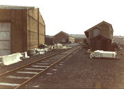 Kortrijk Haven 1984