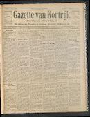 Gazette Van Kortrijk 1907-08-04