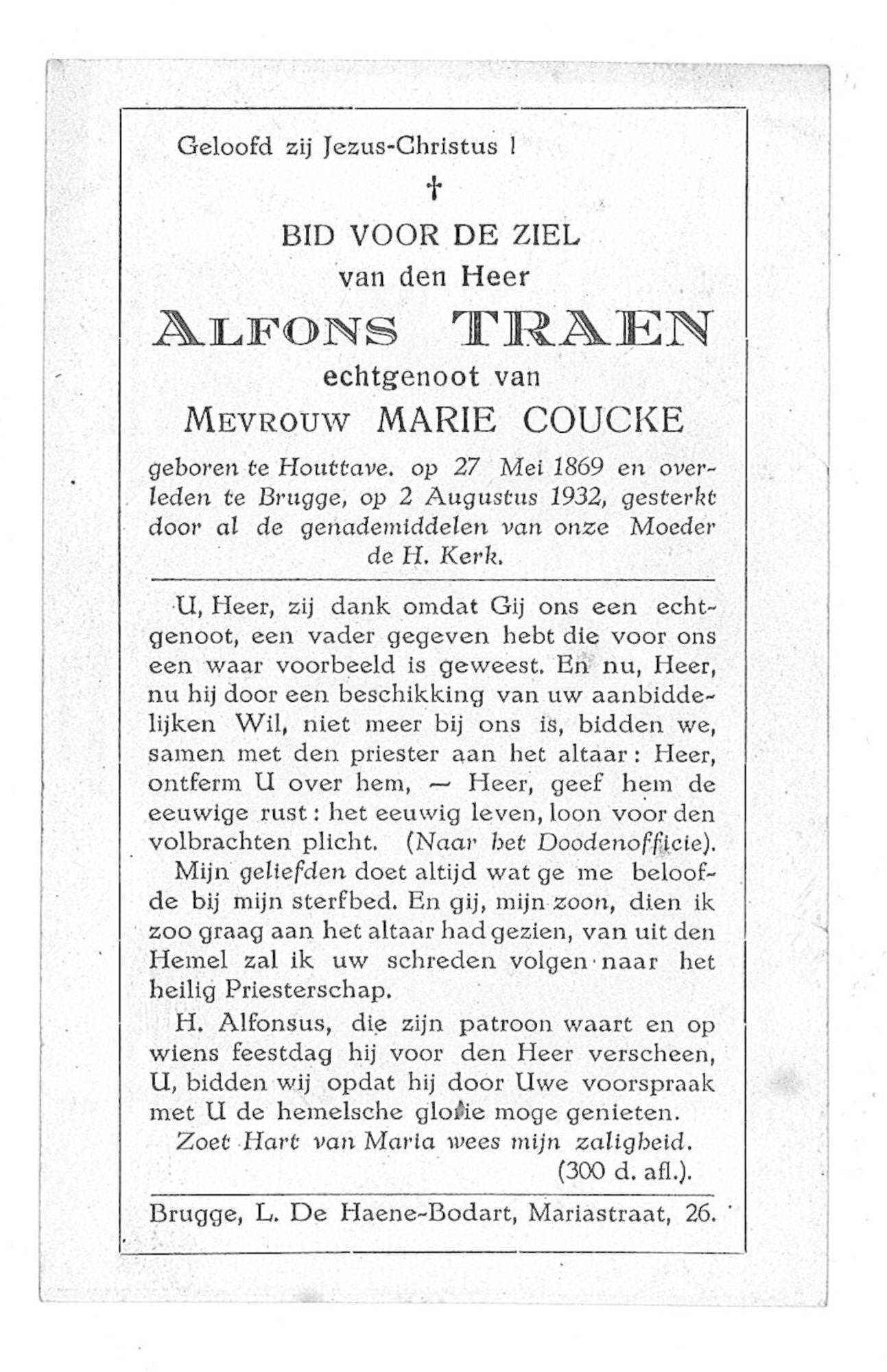 Alfons Traen