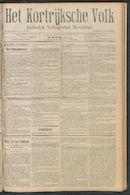 Het Kortrijksche Volk 1910-06-19