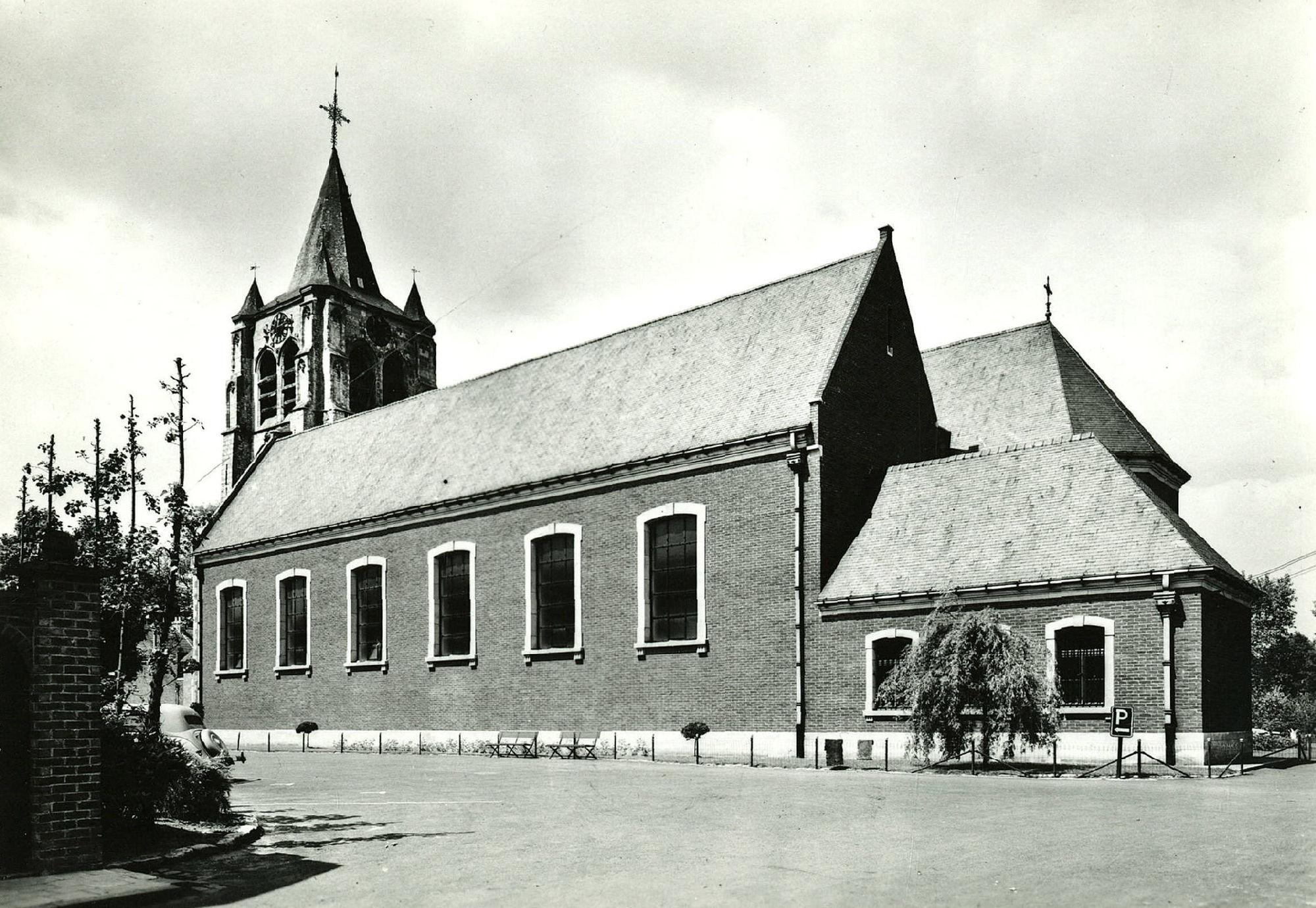 Sint-Eutropiuskerk Heule