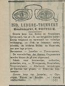 ISID LEDURE TREMMERY