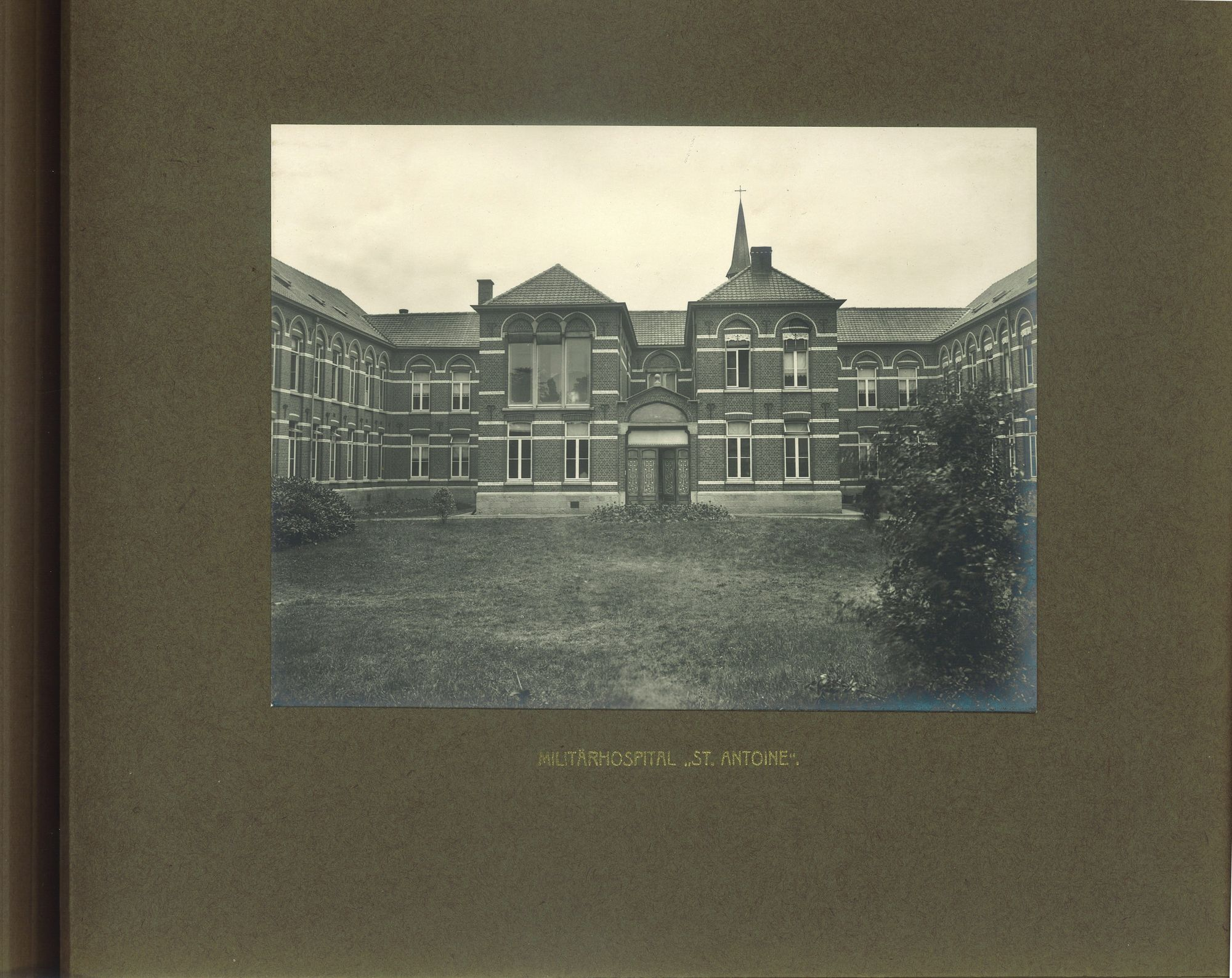 Militair hospitaal Saint-Antoine