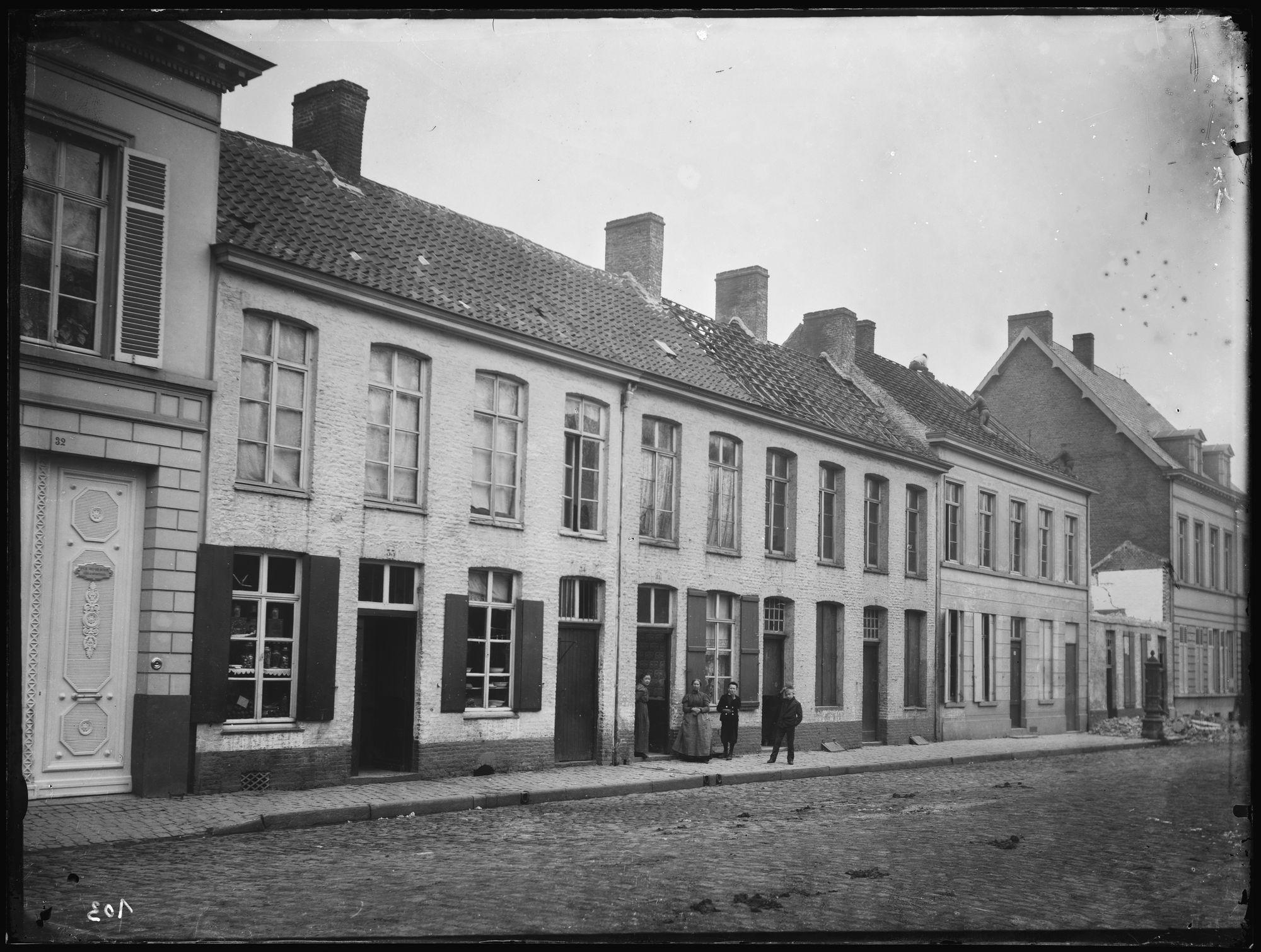 Plein in 1899