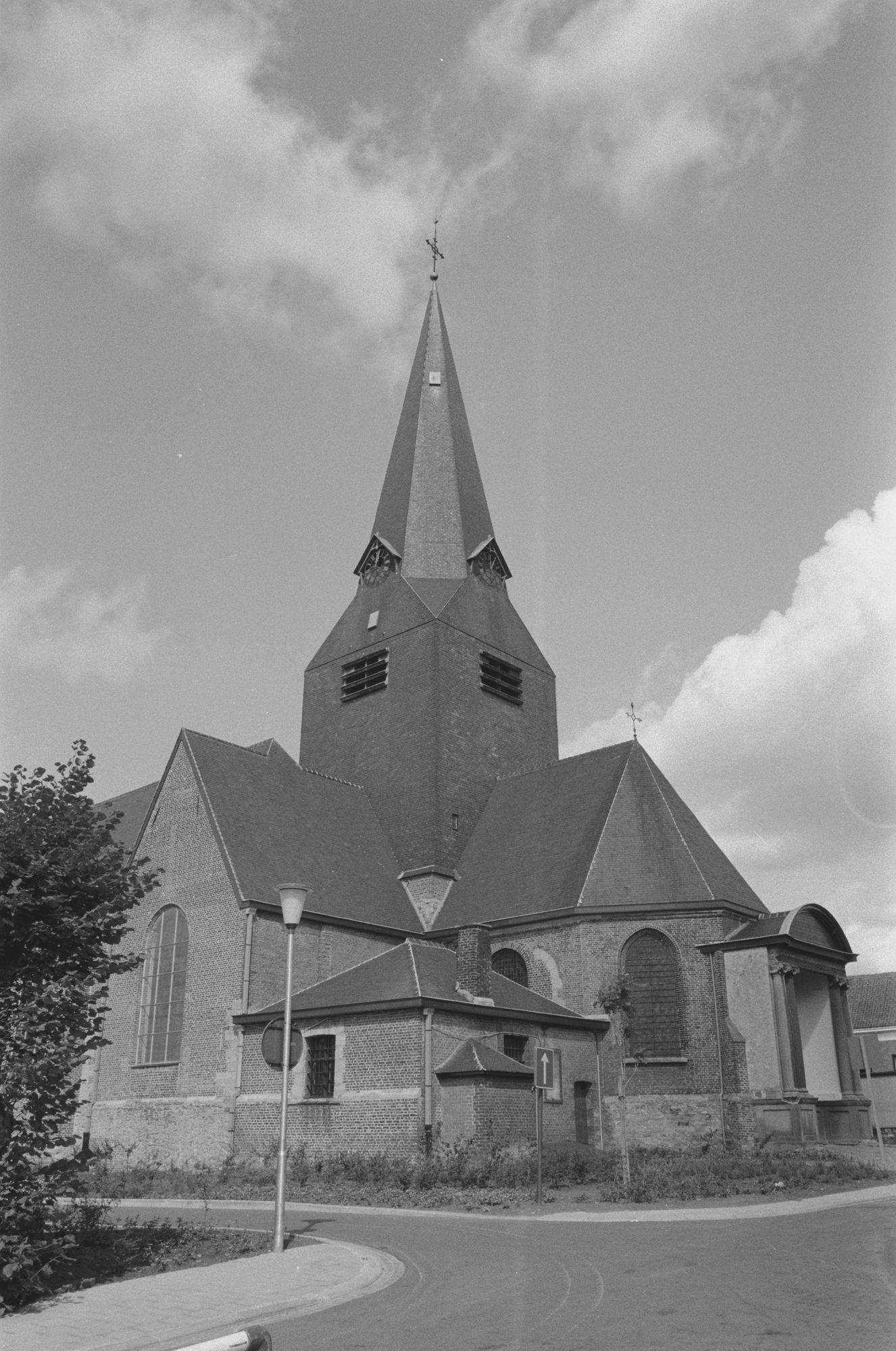 Stadsbeelden: Sint-Aamnduskerk