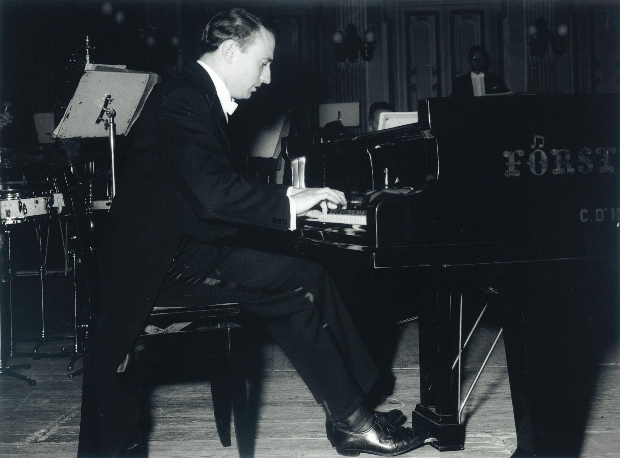 Pianovirtuoos