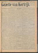 Gazette Van Kortrijk 1917-12-15