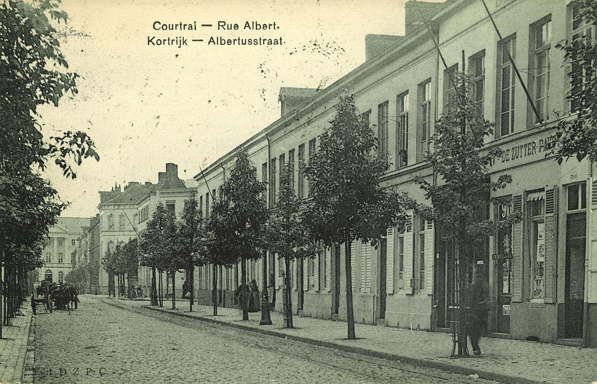 Koning Albertstraat