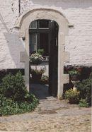 Voordeur van Begijnhof nr.8