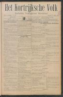 Het Kortrijksche Volk 1912-03-17