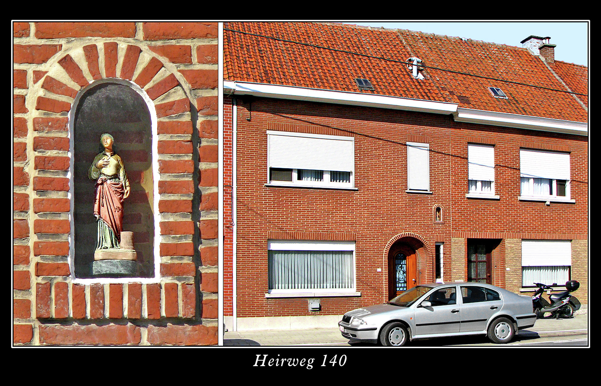 Muurkapel Heirweg 140