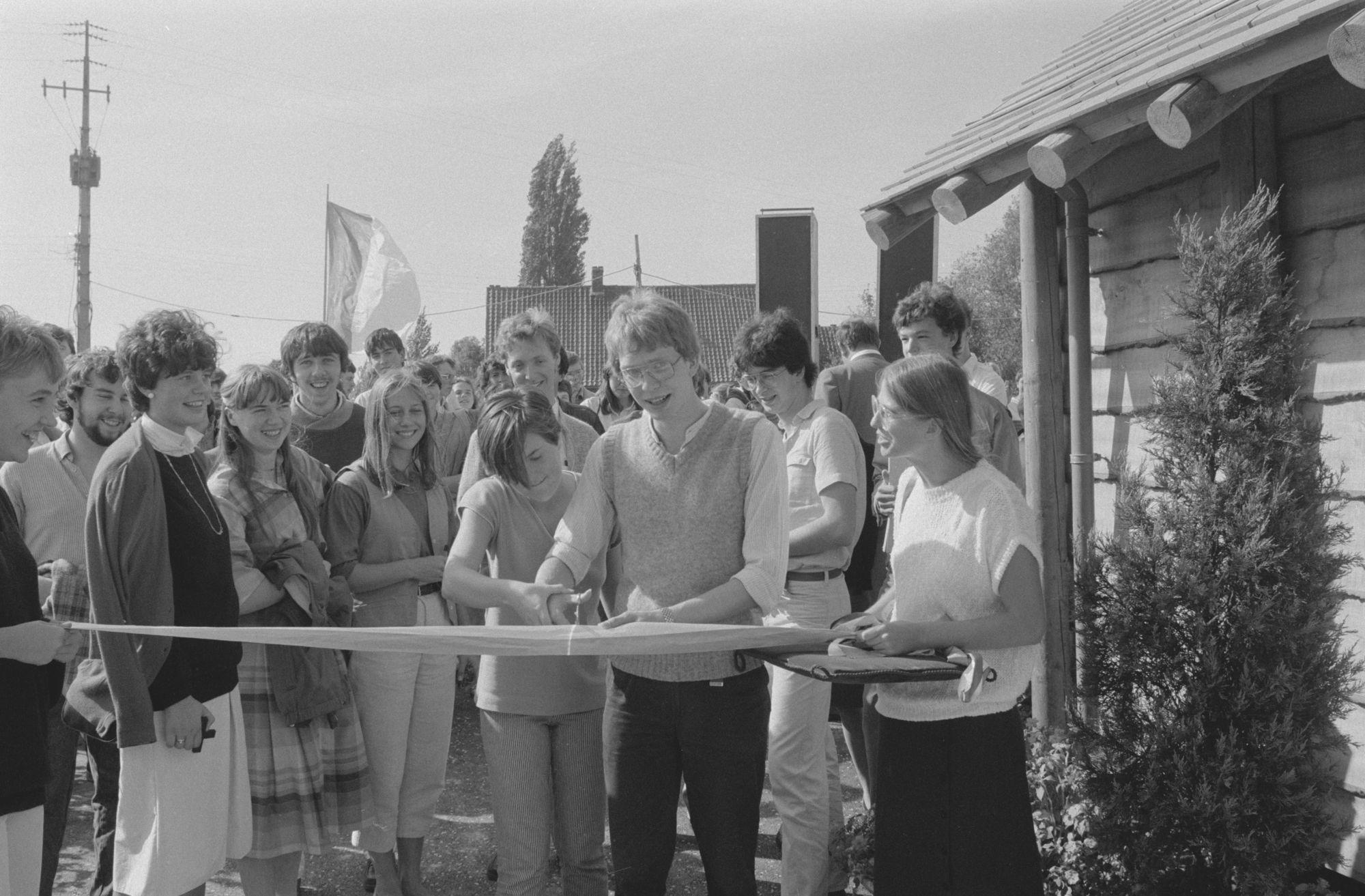 Opening studentendorp KULAK