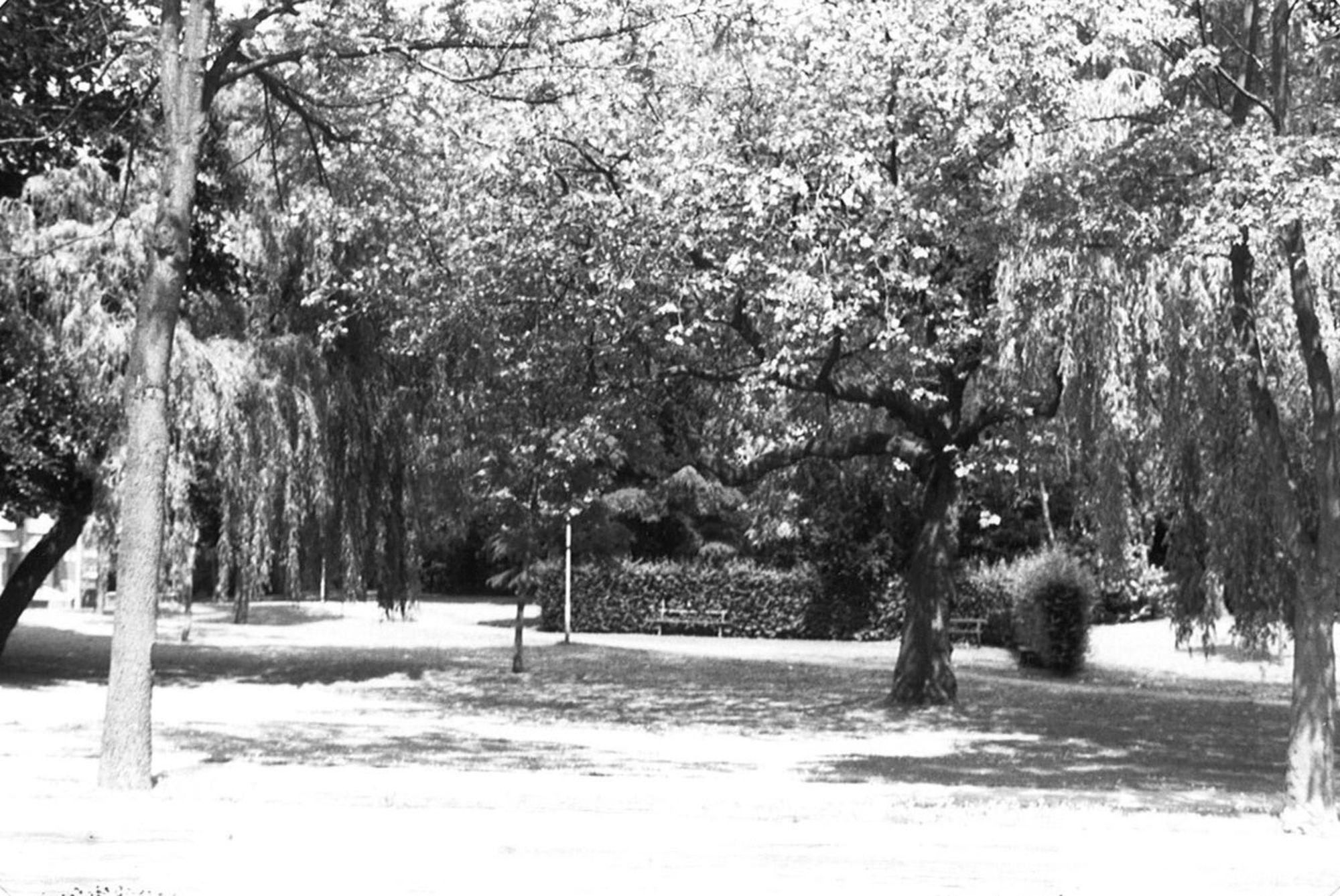 Bethunehof aan de Markesteenweg