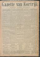 Gazette van Kortrijk 1916-04-15