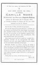 Camille Nowé