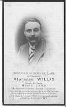 Alphonse Willio
