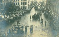 Begrafenisstoet 1919