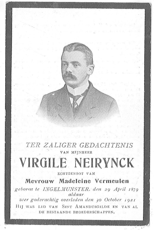 Virgile Neirynck