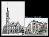 Postgebouw 1935 en 2007
