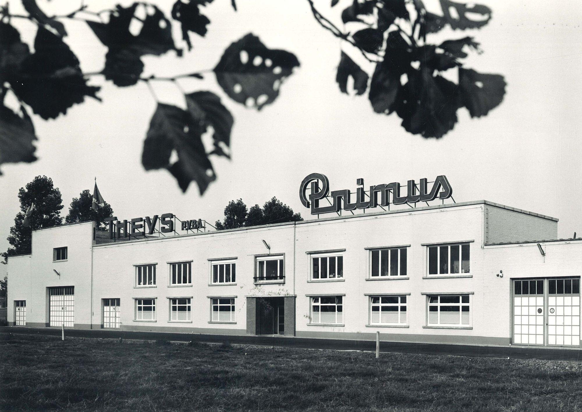 Theys pvba - Primus 1975