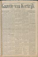 Gazette van Kortrijk 1916-06-17