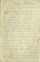 Brief aan Hortense