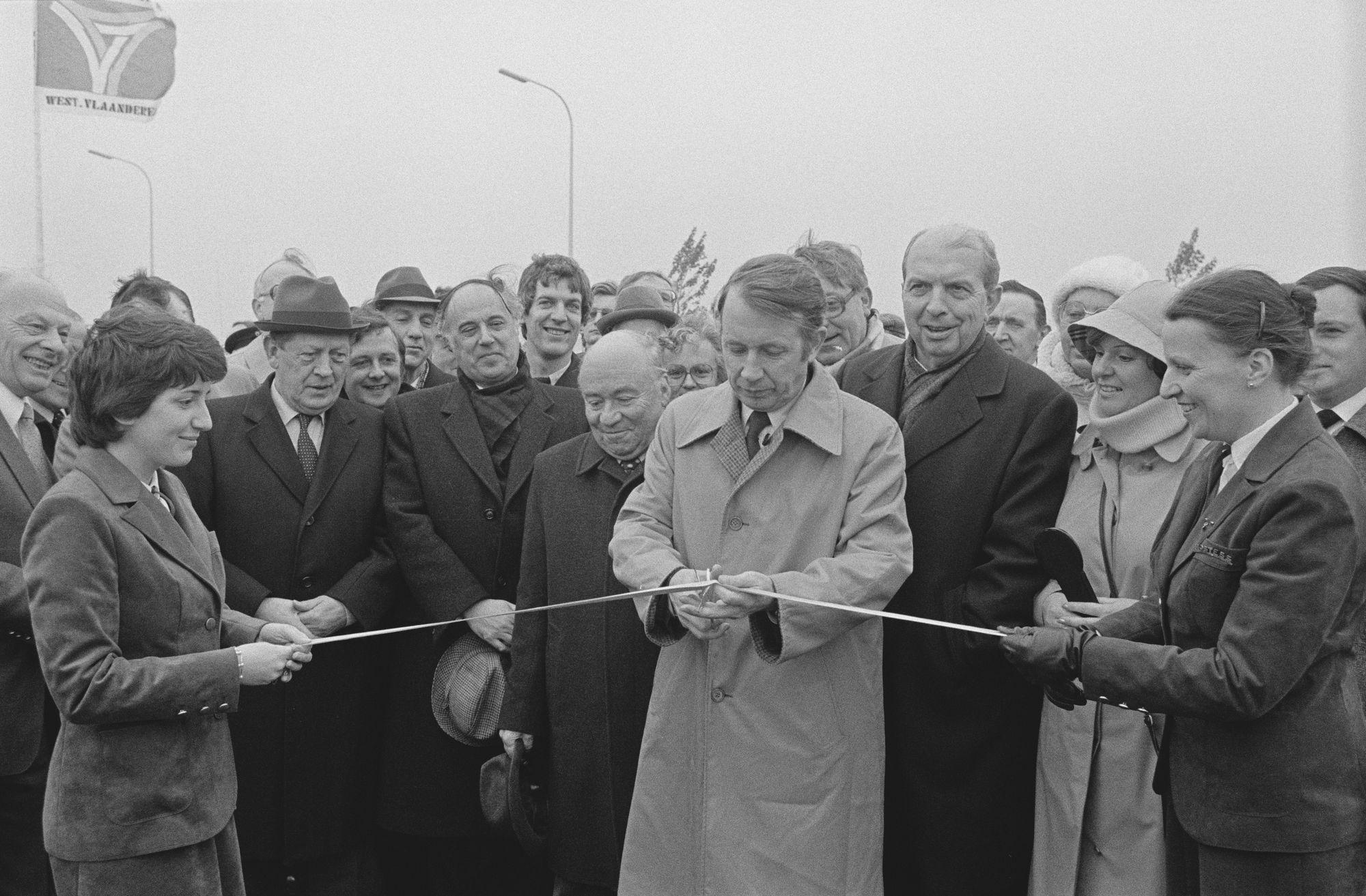 Minister Chabert te Kortrijk