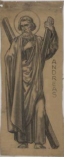 Westflandrica - Apostel Andreas