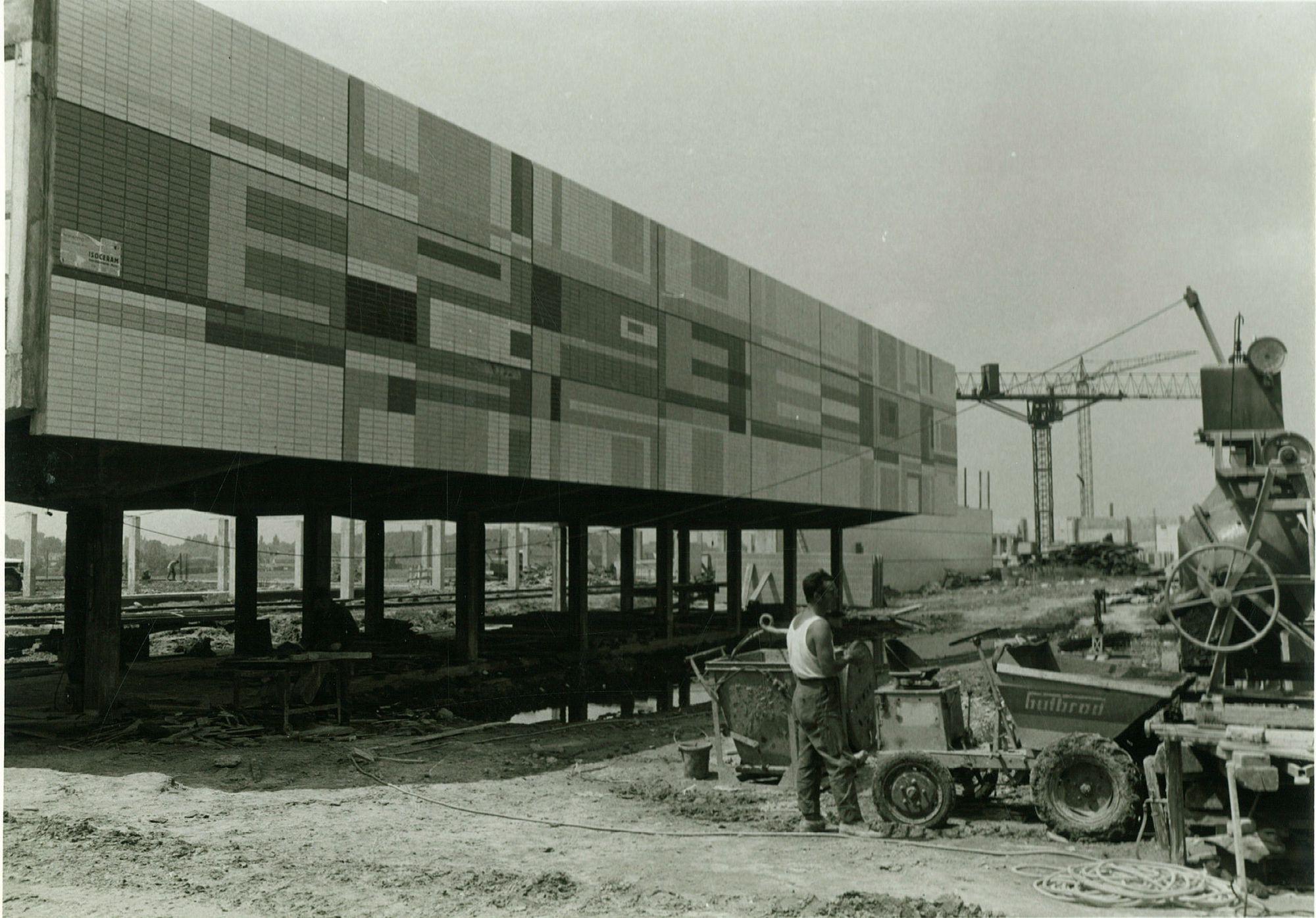 Hallen 1966