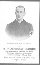R.P.Alexandre Lerude