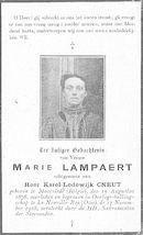 Marie Lampaert